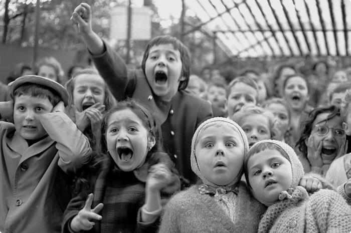 huutavat lapset